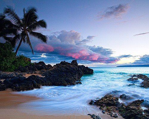 beach cove