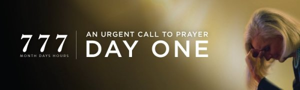call to prayer banner