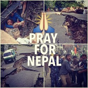 pray for napal
