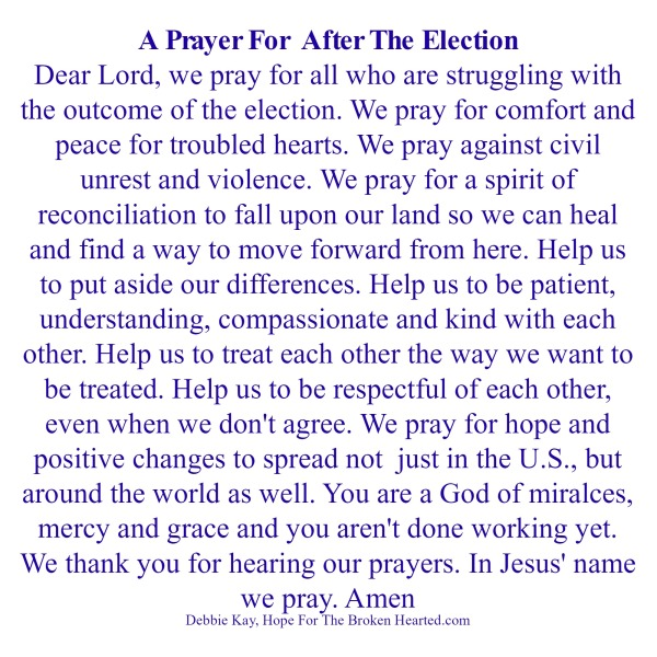 after-the-election-prayer